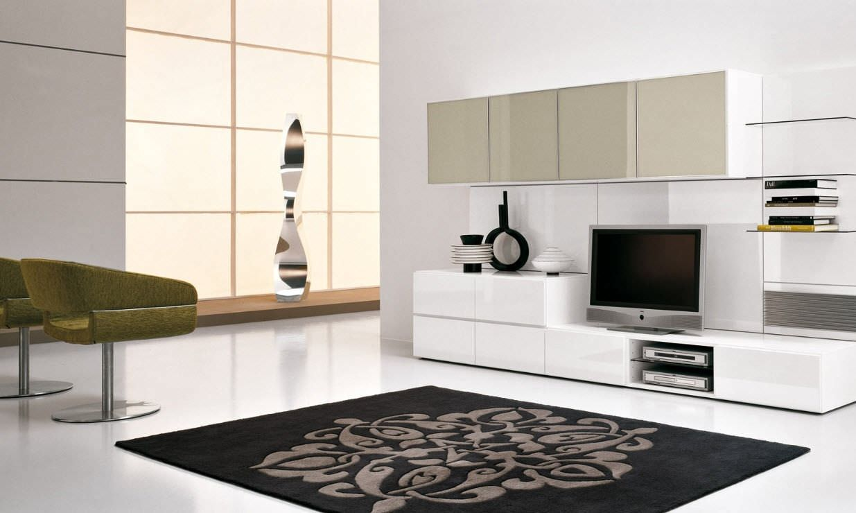 Contemporary Tv Unit Design Inspiration Images Gallery. 4 Ways To Add  Storage In Your Home Office
